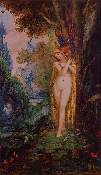 Eve, 1885 - Gustave Moreau