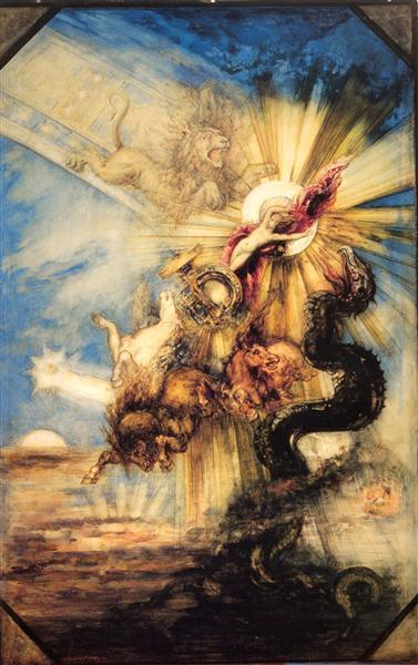 Phaethon, 1878 - Gustave Moreau
