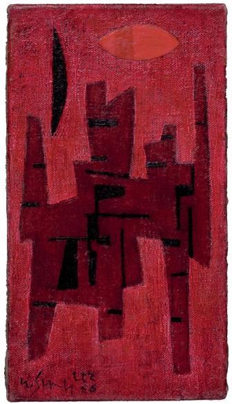 Ville toride, 1953 - Gustave Singier