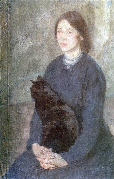Charlotte Bronte Cat S Name