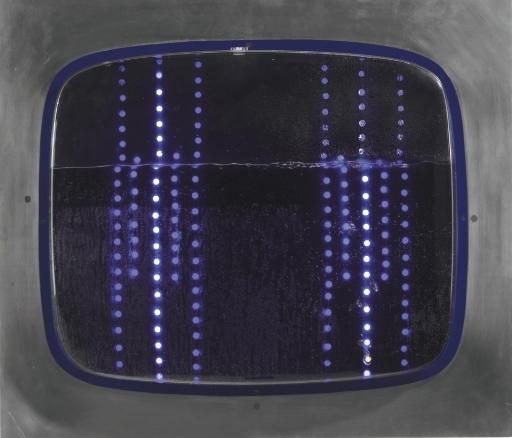 Televisor Hidraulizado 2, 1956 - Дьюла Косіче