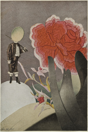 Watched, 1925 - Hannah Höch