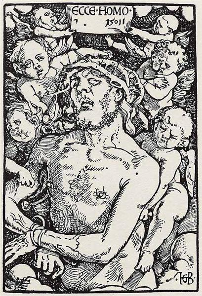 Man of Sorrows, 1511 - Hans Baldung
