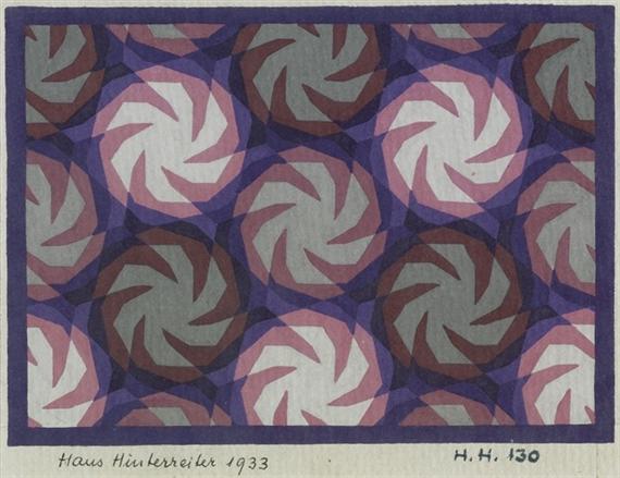Studie 130, 1933 - Hans Hinterreiter