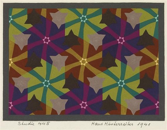 Studie 445, 1941 - Hans Hinterreiter
