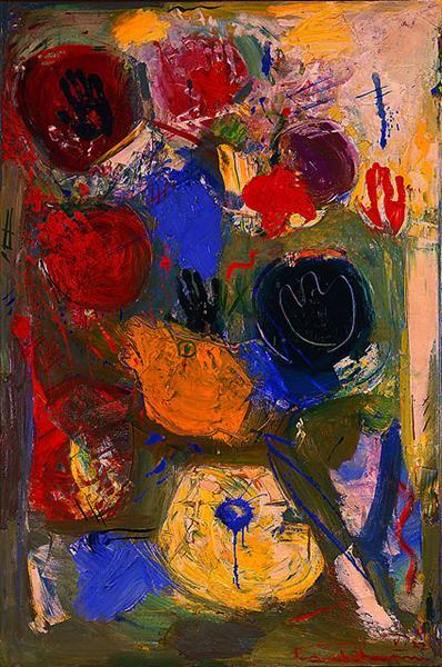 The Third Hand, 1947 - Hans Hofmann