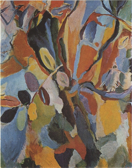 Autumn, 1917 - Hans Richter