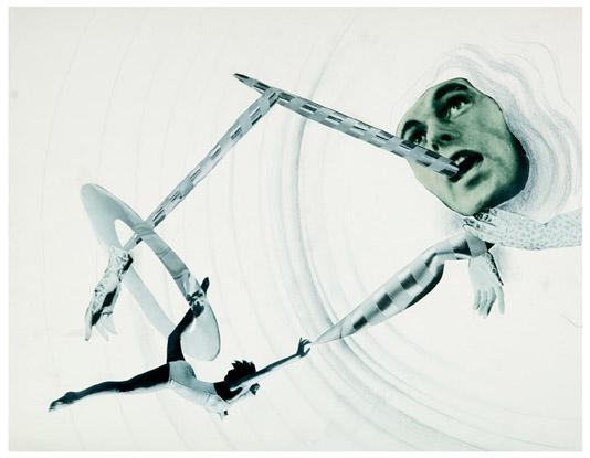 Composition - Hedda Sterne