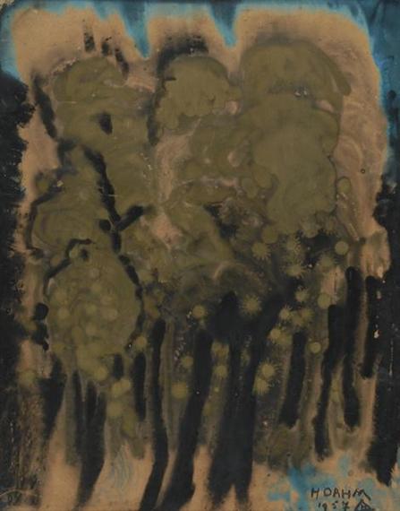 Goldwald, 1957 - Helen Dahm