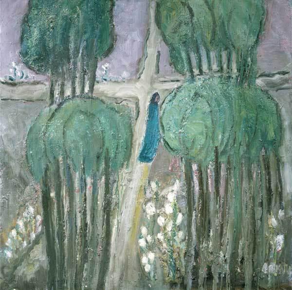 Klostergarten - Helen Dahm