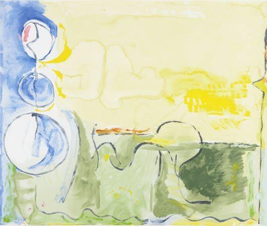 Flotilla, 2006 - Helen Frankenthaler