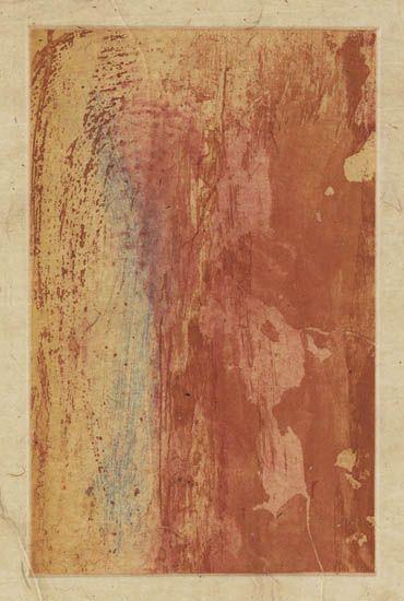 Ganymede, 1978 - Helen Frankenthaler
