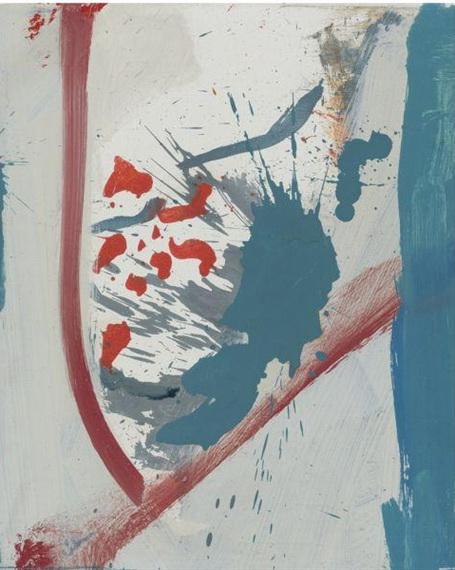 Untitled, 1960 - Helen Frankenthaler