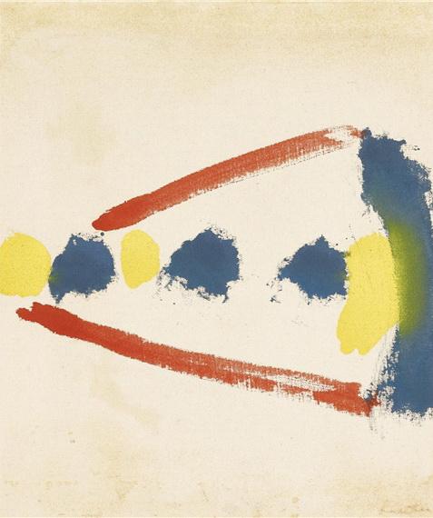 Untitled, 1965 - Helen Frankenthaler