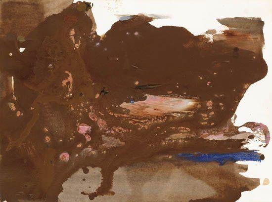 Untitled, 1978 - Helen Frankenthaler