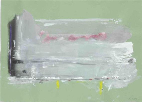 Untitled, 1984 - Helen Frankenthaler