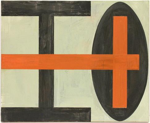 Blume des Todes III (Rotes Kreuz), 1989 - Гельмут Федерле