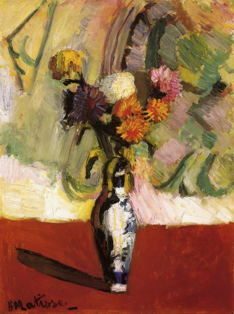 Roses In A Vase 1914 Suzanne Valadon Wikiart