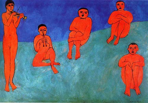 Music - Henri Matisse