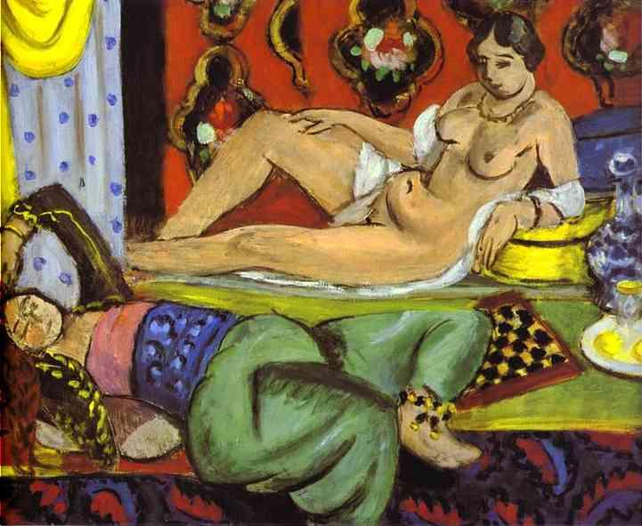 Odalisques, 1928 - Henri Matisse