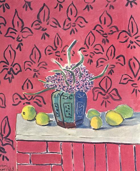 Still Life With Lemons, 1943 - Henri Matisse