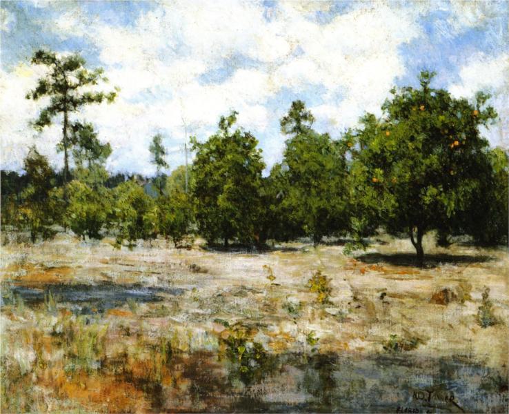 Florida, 1894 - Henry Ossawa Tanner