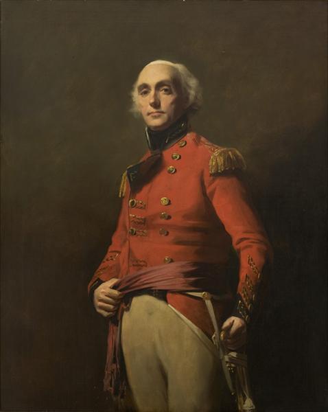 General Sir William Maxwell - Henry Raeburn