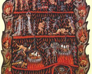 Hell - Herrad of Landsberg