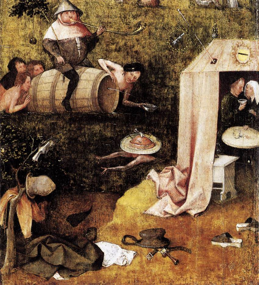 Allegory of gluttony and lust 1490 1500 hieronymus bosch allegory of gluttony and lust 1490 1500 hieronymus bosch buycottarizona