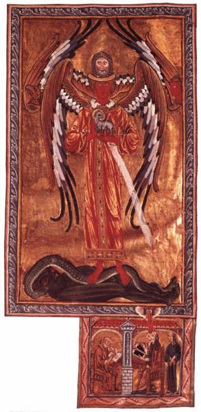 Vision of Divine Love - Hildegard of Bingen