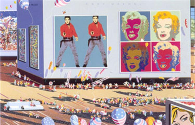 Summer Museum, 1988 - Хіро Ямагата