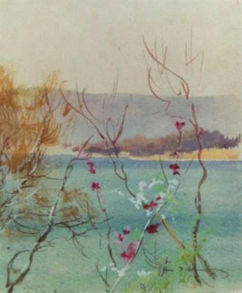 Landscape - Ходжа Алі Різа