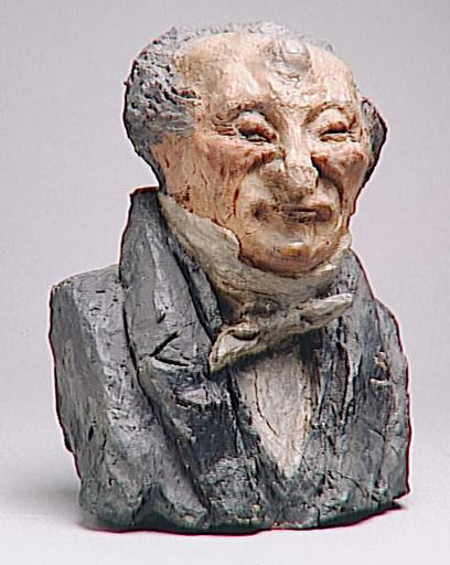 Alexander Simon Pataille, MP, 1832 - Honore Daumier