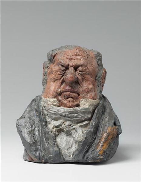 Claude Baillot, MP, 1832 - Honore Daumier