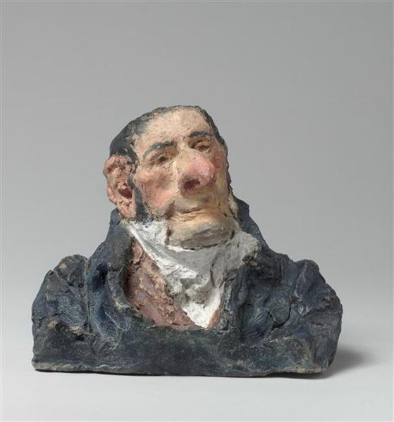 Count Antoine-Maurice-Apollinaire d'Argout (1782-1858), Minister and Peer of France, 1832 - Honore Daumier