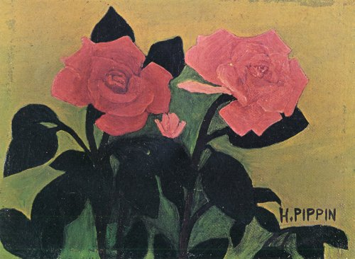 Two Pink Roses, 1940