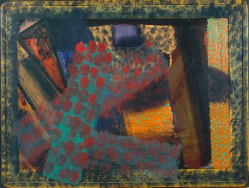 Dinner at Smith Square, 1979 - Howard Hodgkin