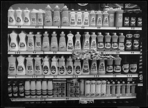 Liquid Detergent, Vancouver, British Columbia, 1965 - Iain Baxter&