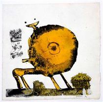 The Bull and the Mint Shrub - Ібрахім Ель-Салахі