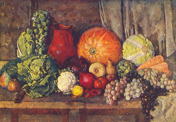 Vegetables - Ilya Mashkov