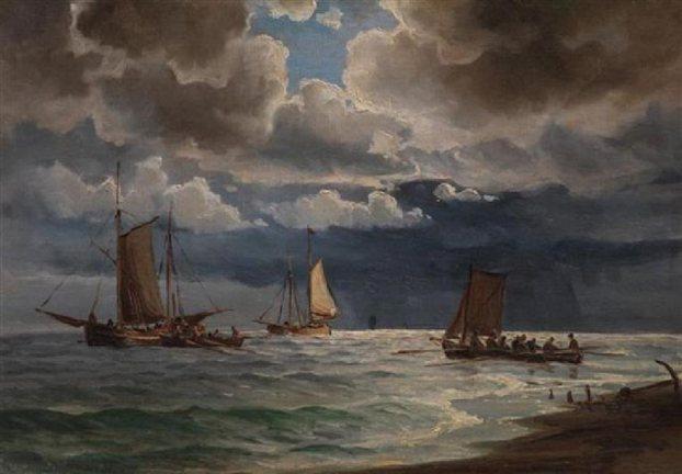 Seascape - Иоаннис Алтамурас