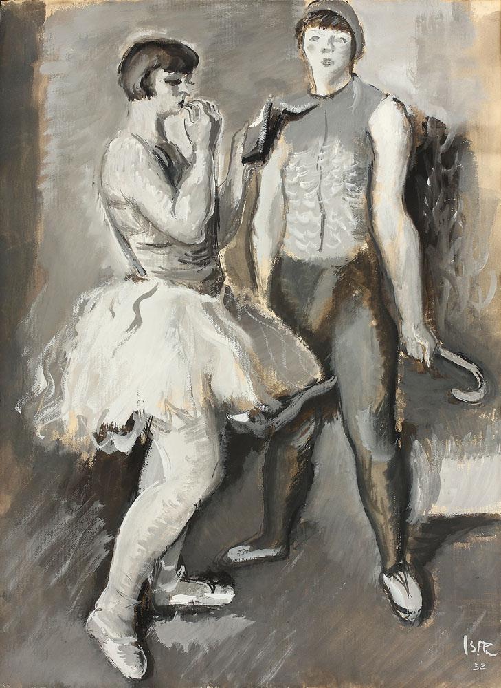 Behind the Scenes, 1932