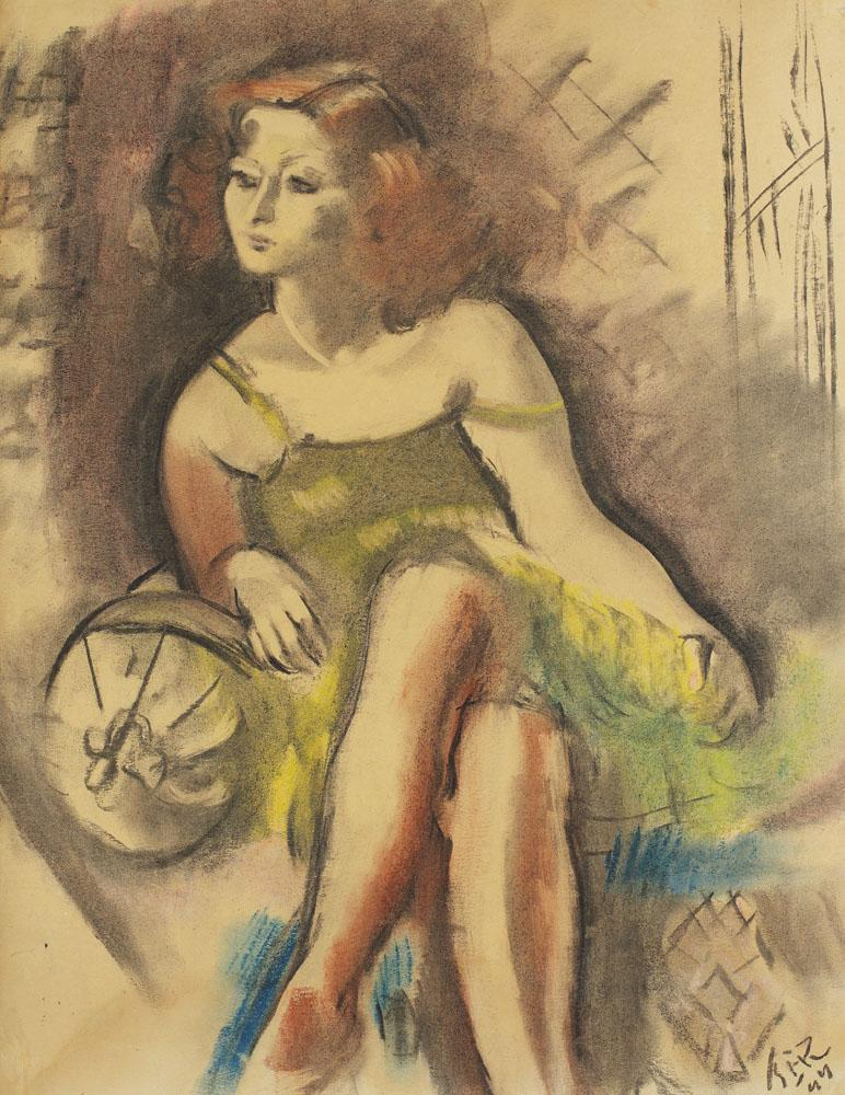Intimacy, 1944