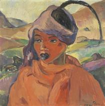 Young Xhosa woman - Irma Stern