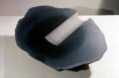 Geode, 1974 - Isamu Noguchi
