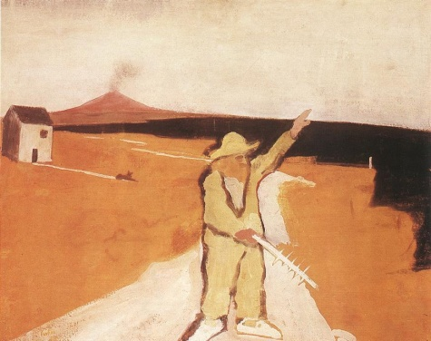 The Lunatic at Syracuse, 1930 - Istvan Farkas
