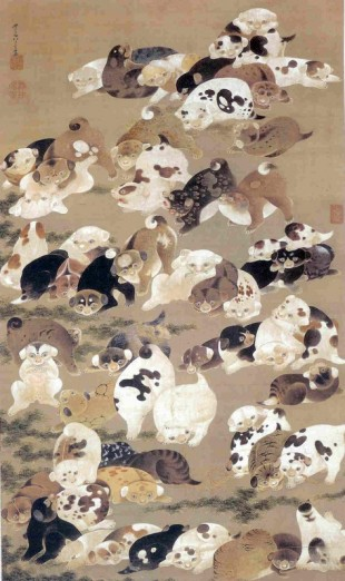 One Hundred Dogs, 1799