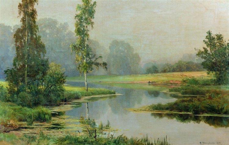 Misty Morning, 1897 - Iván Shishkin