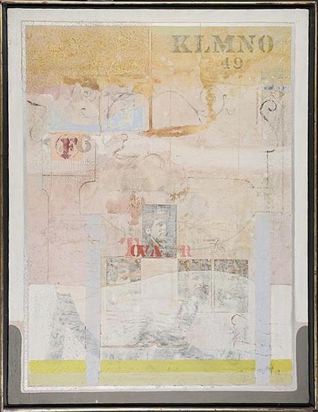 Collage, 1969 - Ivan Tovar
