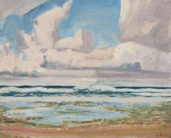 Barbados, B.W.I., Winter, 1932 - J. E. H. MacDonald